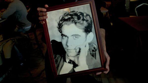 Retrato de Federico García Lorca - Sputnik Mundo