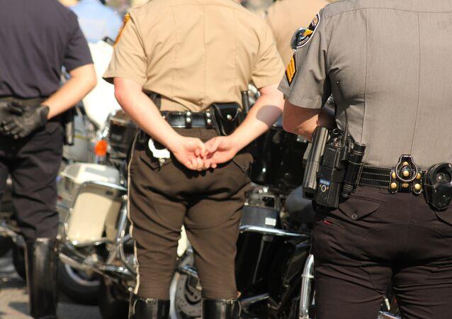Policía de Saint Louis