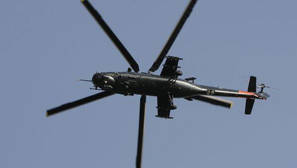 Helicóptero Mi-35M (archivo) - Sputnik Mundo