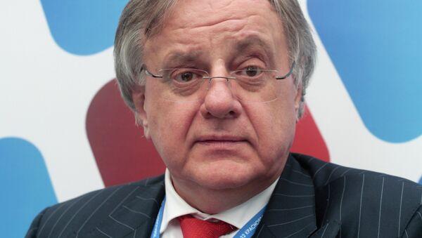 Andréi Bugrov, vicepresidente de la compañía Norilsk Nickel - Sputnik Mundo