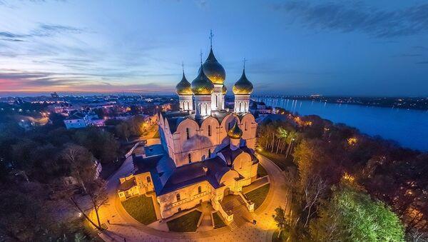 Ciudades del Anillo de Oro de Rusia vistas a vuelo de pájaro - Sputnik Mundo