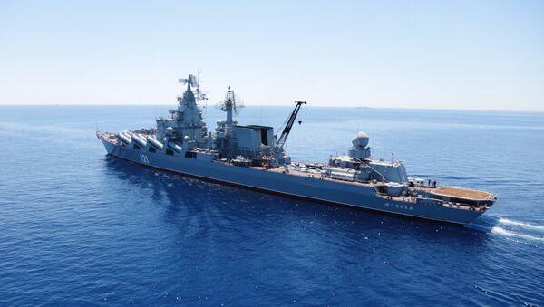 Maniobras conjuntas de Rusia y China (archivo) - Sputnik Mundo