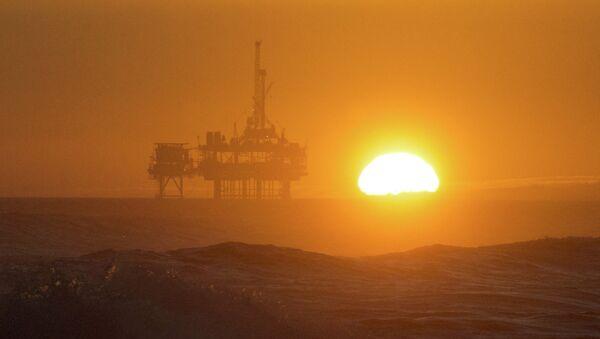 Plataforma petrolífera - Sputnik Mundo