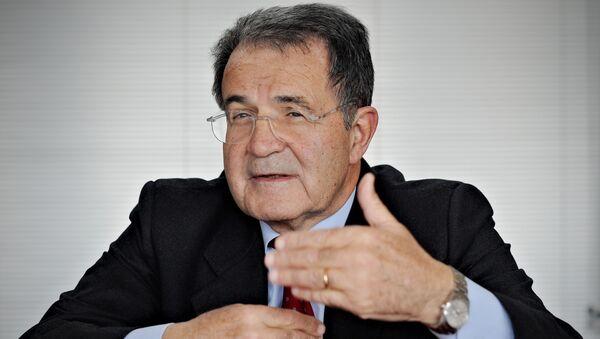 Romano Prodi, ex primer ministro de Italia - Sputnik Mundo