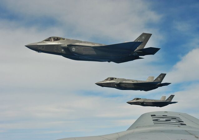 Cazas F-35