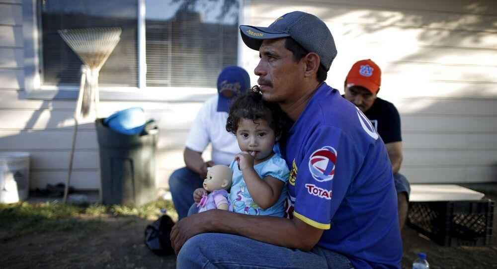 Inmigrantes latinoamericanos en EEUU (imagen referencial)