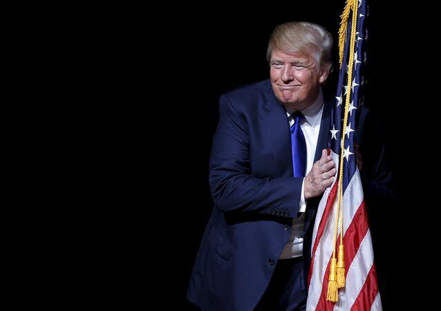 Donald Trump, el presidente electo de EEUU