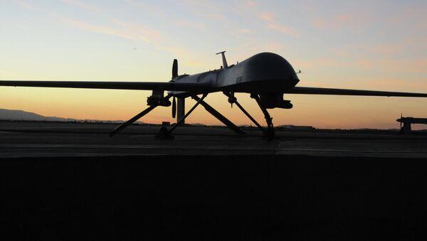 Un dron Predator - Sputnik Mundo