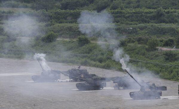Las Coreas ante la amenaza de una guerra - Sputnik Mundo