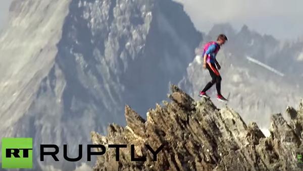 El corredor de los Alpes - Sputnik Mundo