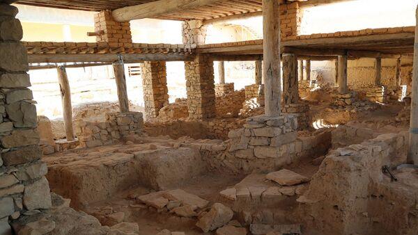 Monasterio de San Elián, derrumbado por los militantes del grupo yihadista EI - Sputnik Mundo