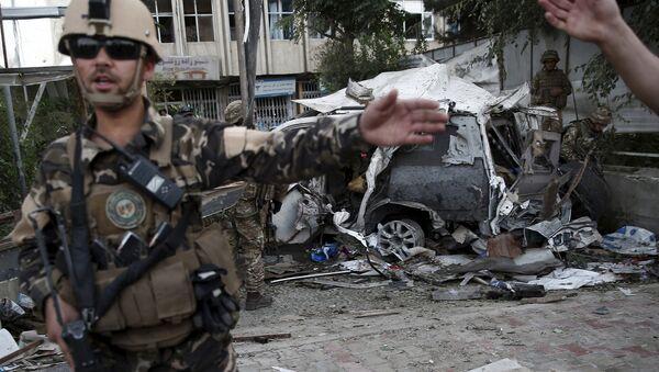 Coche bomba mata a 10 personas en Kabul - Sputnik Mundo