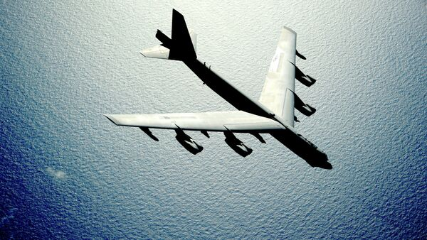 B-52 Stratofortress - Sputnik Mundo