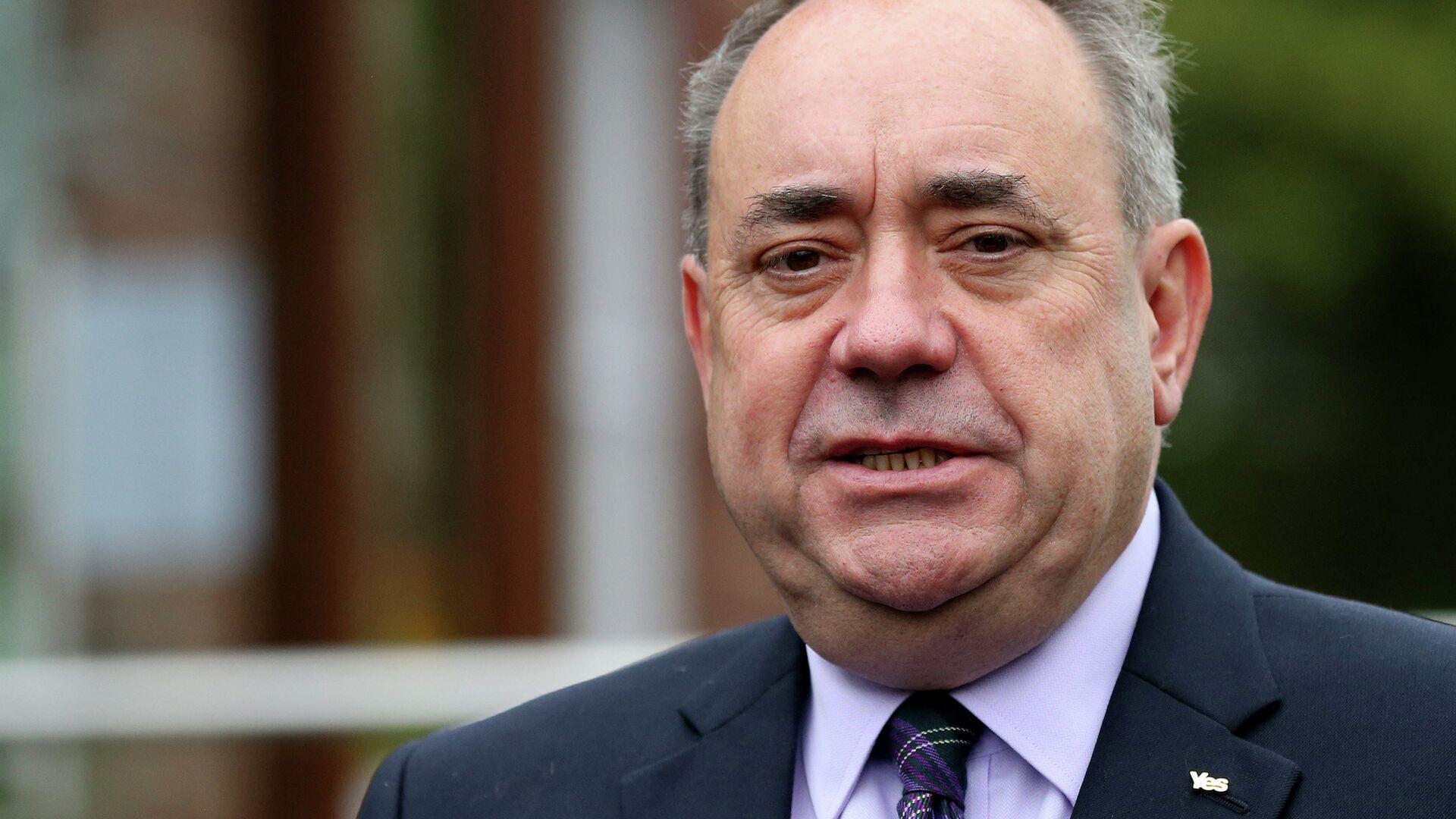 Alex Salmond, exministro principal de Escocia - Sputnik Mundo, 1920, 26.02.2021
