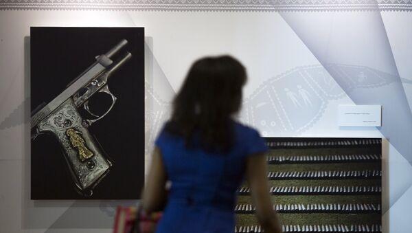 Conferencia del Tratado sobre el Comercio de Armas en Cancún - Sputnik Mundo