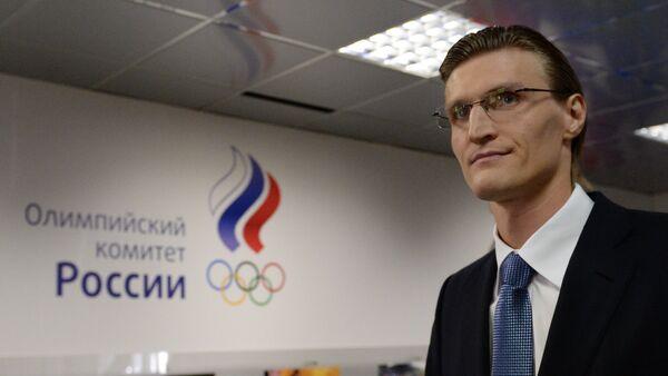 Andrei Kirilenko, nuevo presidente de la Federación rusa de Baloncesto - Sputnik Mundo