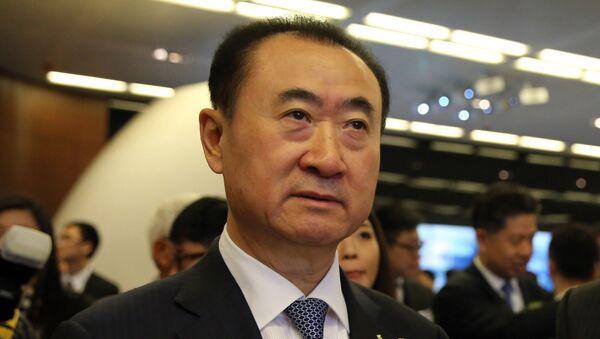 Wang Jianlin - Sputnik Mundo