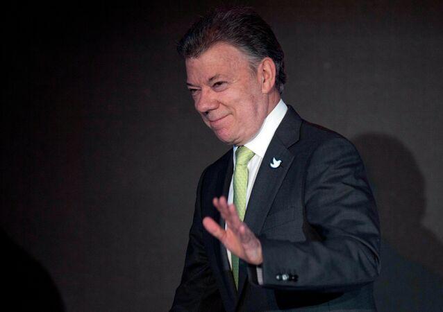 Juan Manuel Santos, presidente de Colombia, encabezará el debate público en el marco del Foro sobre Democracia de Nueva Generación
