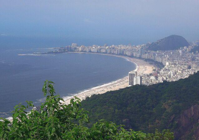 Río de Janeiro tendrá unos anillos olímpicos flotantes en Copacabana
