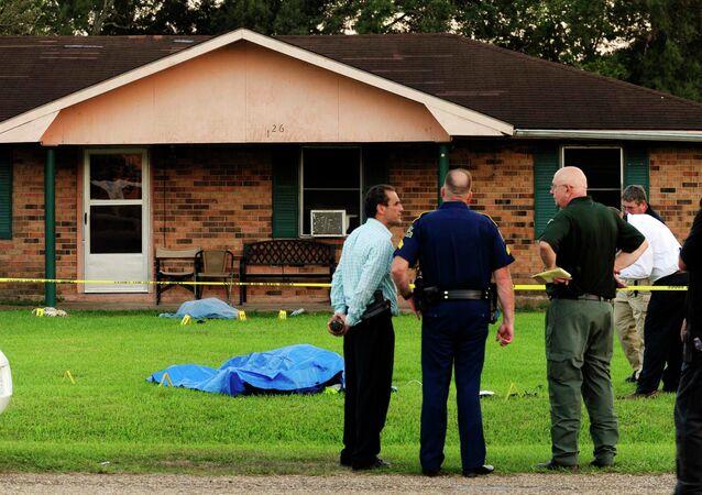 Tres heridos tras un ataque en Luisiana
