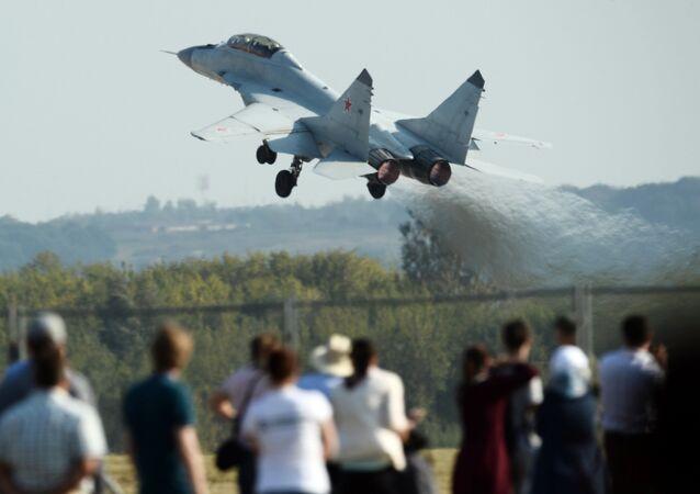 Nuevo caza ruso MiG-35