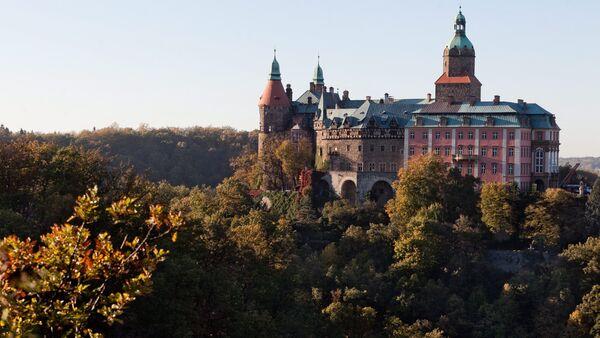 El castillo de Ksiaz en Walbrzych - Sputnik Mundo
