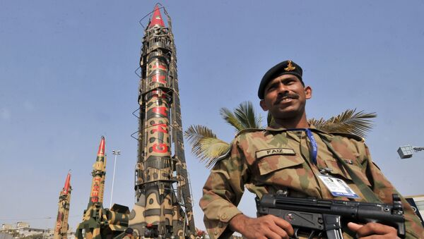 Fuerzas Armadas de Pakistán - Sputnik Mundo