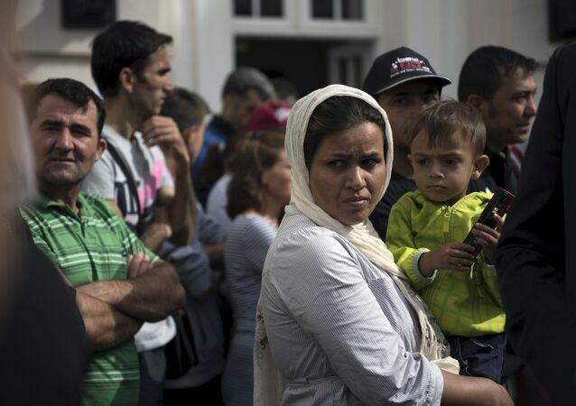 Inmigrantes ilegales en Alemania