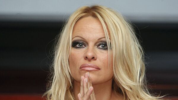 Pamela Anderson - Sputnik Mundo