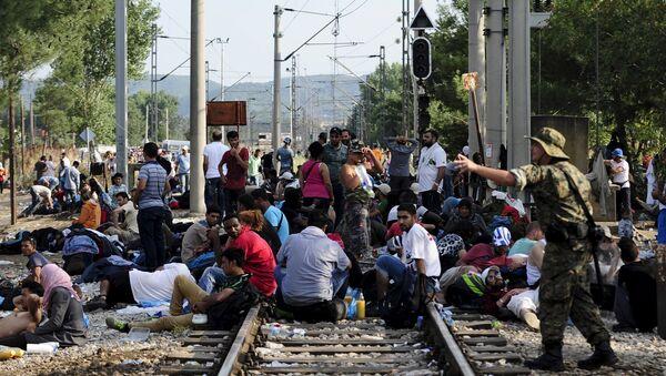 El jefe de la ONU pide ampliar las vías legales para la inmigración - Sputnik Mundo