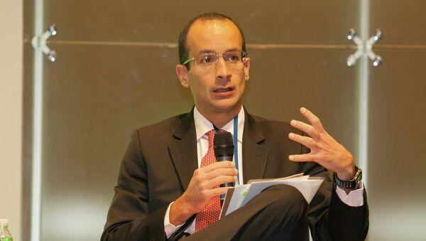 Marcelo Odebrecht, presidente de la empresa de ingeniería y construcción Odebrecht (archivo) - Sputnik Mundo
