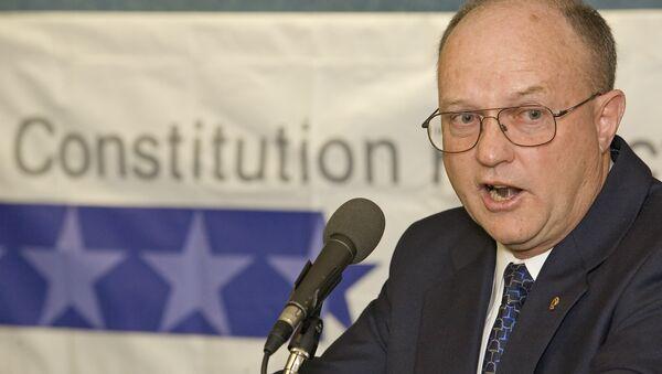 Lawrence Wilkerson, ex jefe del gabinete del secretario de Estado - Sputnik Mundo