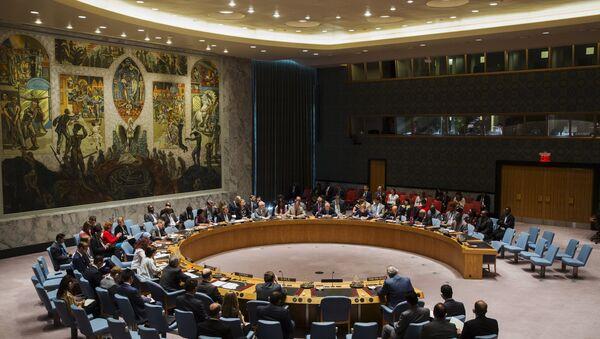 Consejo de Seguridad de la ONU - Sputnik Mundo