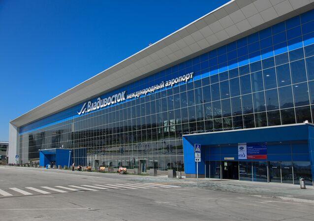 Aeropuerto Internacional de Vladivostok