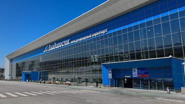 Aeropuerto Internacional de Vladivostok - Sputnik Mundo