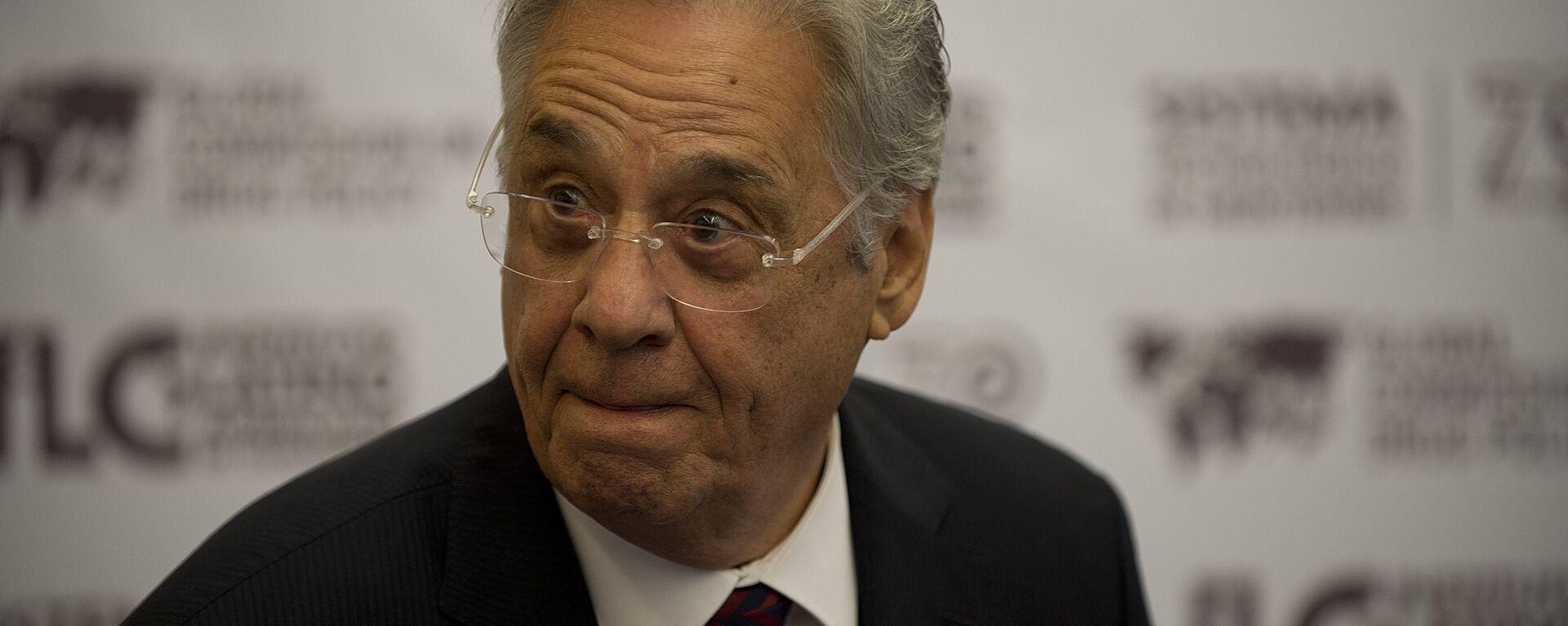 Fernando Henrique Cardoso, expresidente de Brasil  - Sputnik Mundo, 1920, 20.04.2021