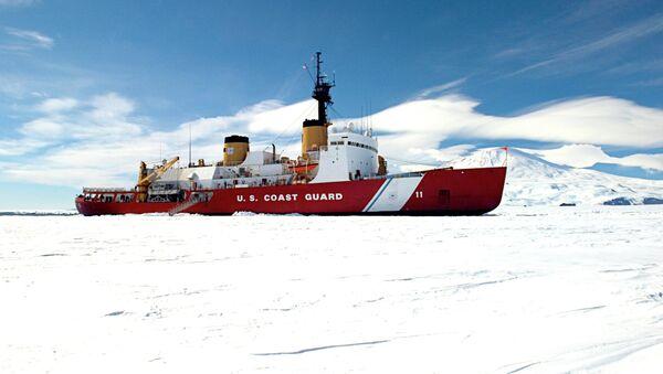 Rompehielo estadounidense Polar Sea - Sputnik Mundo