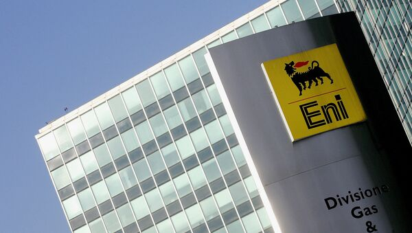 La italiana Eni estudia invertir $4.000 millones en yacimiento de gas iraní - Sputnik Mundo