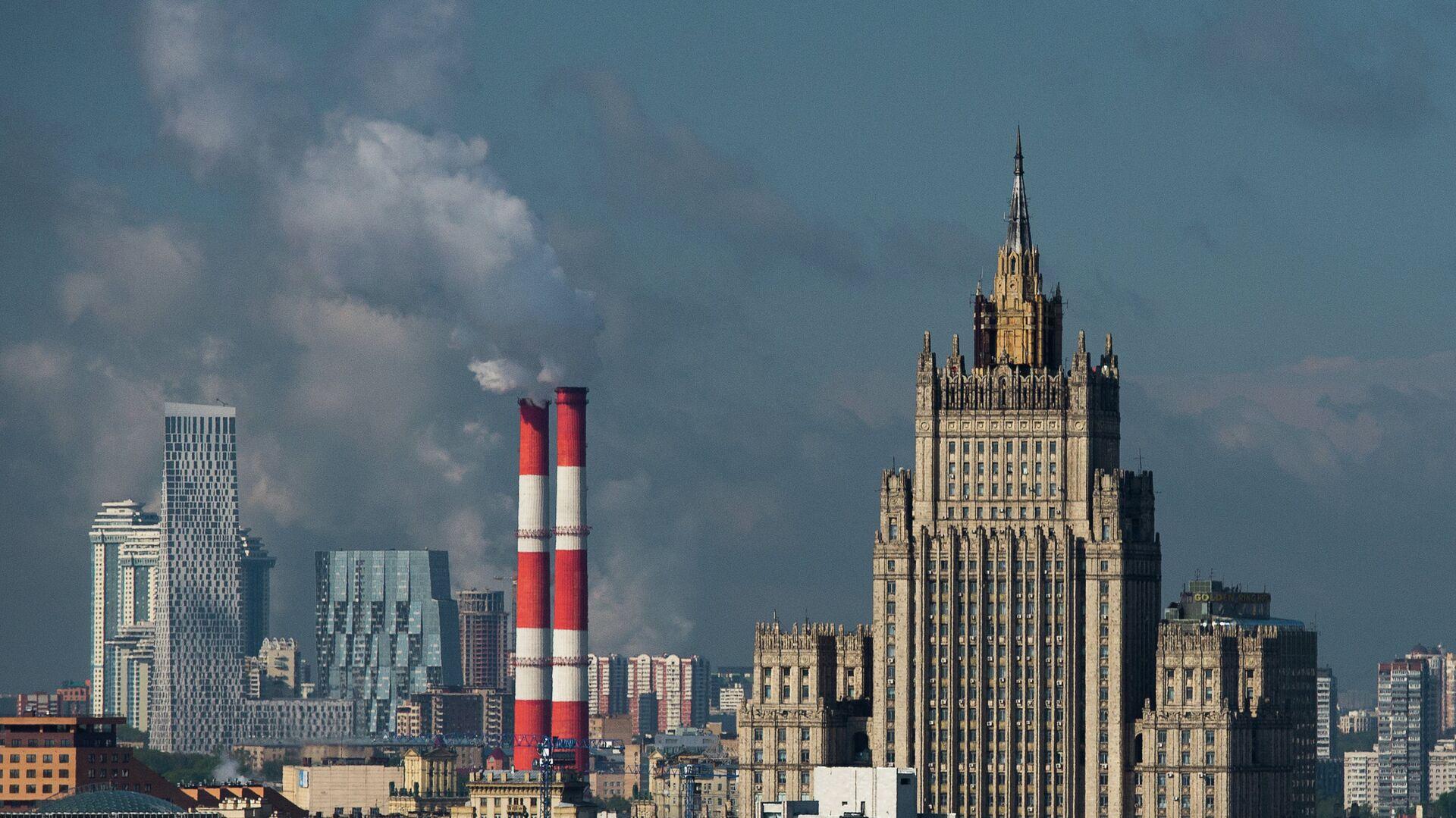 Города России. Москва - Sputnik Mundo, 1920, 17.04.2021