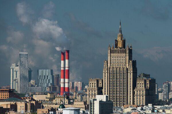 Vista de Moscú - Sputnik Mundo
