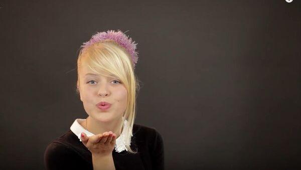 La moda de los peinados adolescentes - Sputnik Mundo