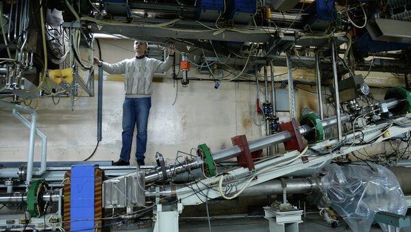 Instituto de Física Nuclear de Novosibirsk - Sputnik Mundo