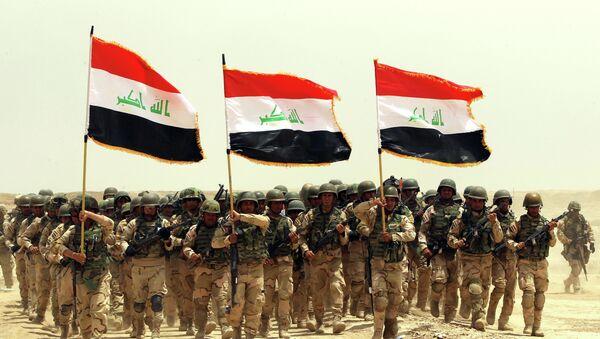 Ejército iraquí - Sputnik Mundo