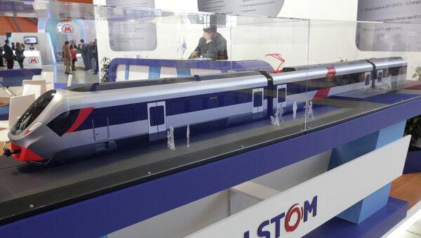 Alstom - Sputnik Mundo