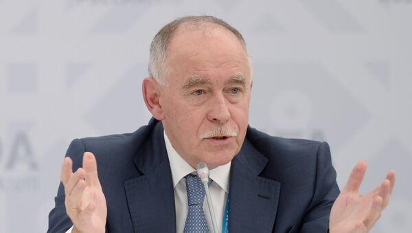 Director del Servicio Federal de Control de Drogas (FSKN) de Rusia, Víctor Ivanov - Sputnik Mundo