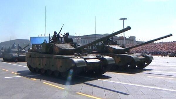 Pekín muestra lo ultimo en su desfile militar - Sputnik Mundo