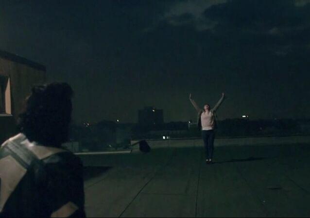 Captura de pantalla de la película 'Victoria'
