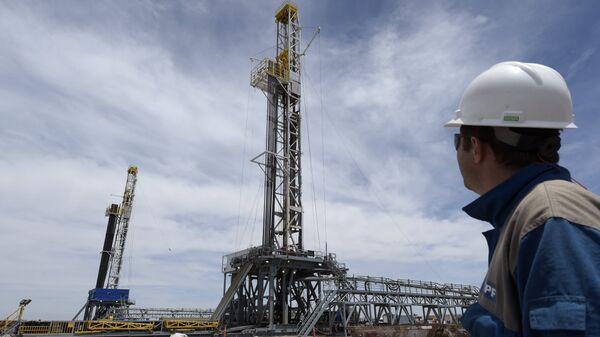Petrolera estatal argentina YPF - Sputnik Mundo