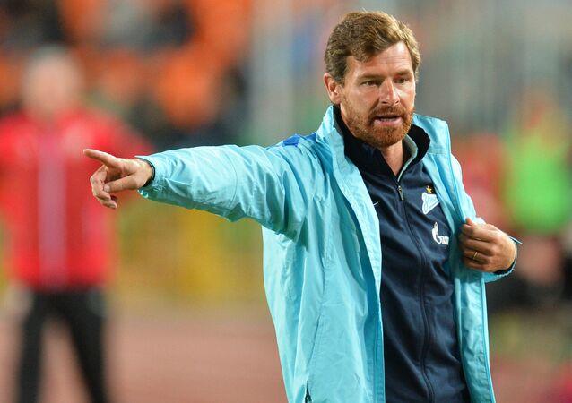 André Villas-Boas técnico de FC Zenit