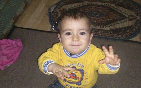 Aylan Kurdi - Sputnik Mundo